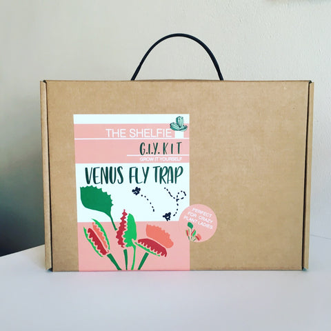 Grow It Yourself Kit : Venus Fly Trap