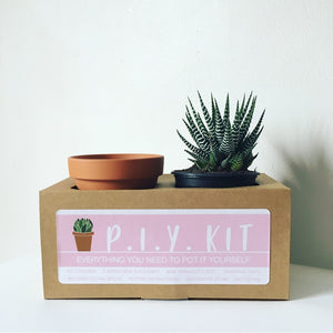 Pot It Yourself Kit