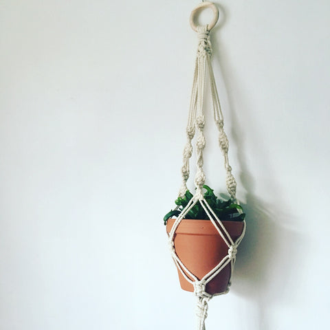 D.I.Y. KIT : MACRAME HANGING PLANT KIT