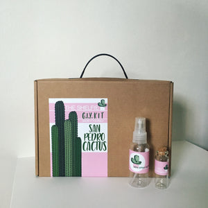 Grow It Yourself Kit : San Pedro Cactus