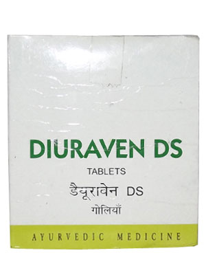 Diuraven DS 100Tablets (Ayurvedic)