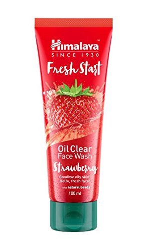 Himalaya Fresh Start Strawberry Facewash 50ml