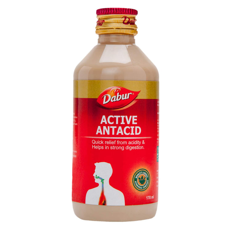 Dabur Anticid Syrup 170ml