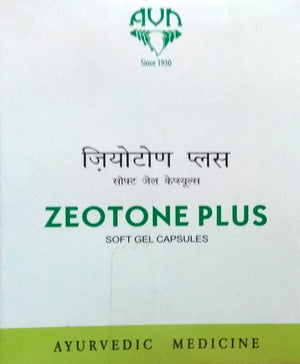 AVN Zeotone Plus 60Capsules (Ayurvedic) - Ayush Care