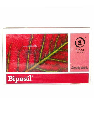 Bipasil Tablets 90Tablets (Ayurvedic) - Ayush Care