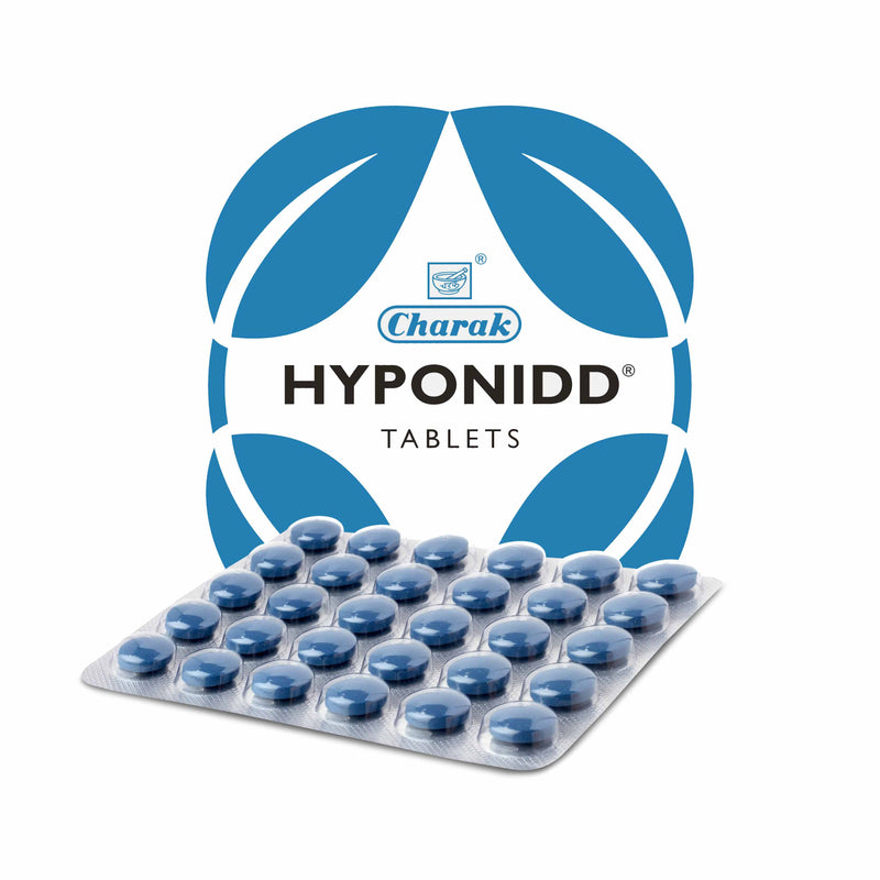 Hyponidd 30Tablets (Ayurvedic) for PCOS Related Problems - Ayush Care
