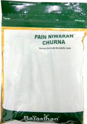 Rajasthan Herbals Pain Niwaran Churna 135g - Ayush Care