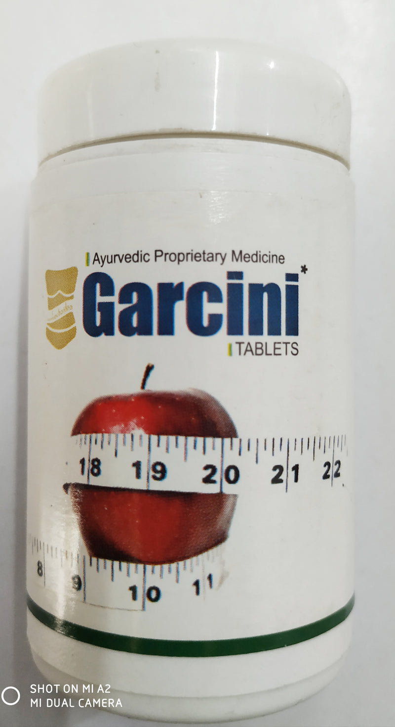 Garcini Tablets 60Tablets (Ayurvedic) - Ayush Care