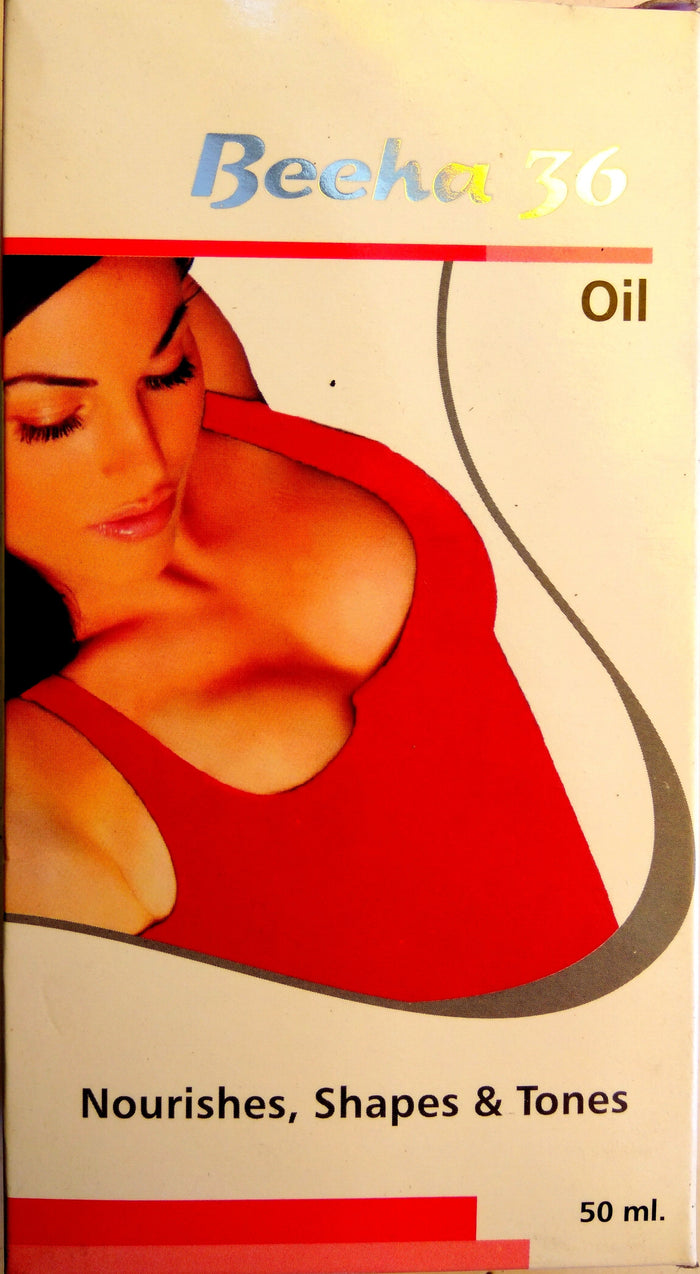 Beeha 36 Oil - 50ml Ayurvedic Massage Oil for Women