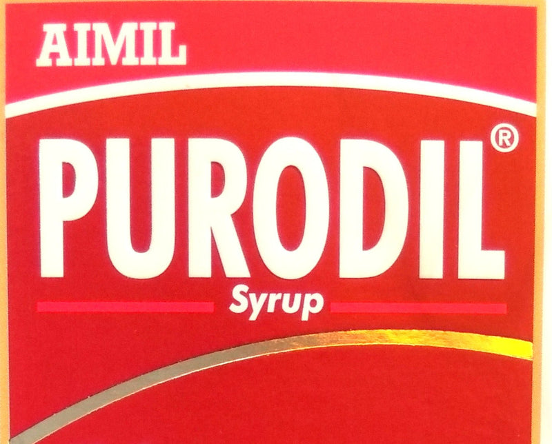 Purodil Syrup 200ml (Ayurvedic) for Skin Problems - Ayush Care