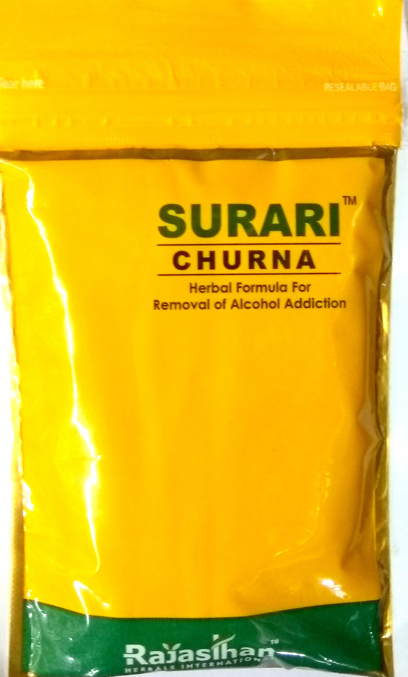 Surari Churna 45g (Ayurvedic) for Alcohol deaddiction - Ayush Care