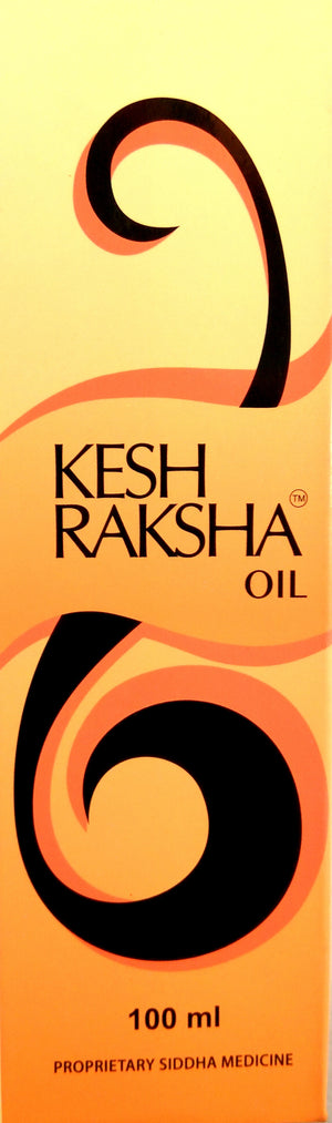 Keshraksha Hair Oil 100ml (Ayurvedic) - Ayush Care