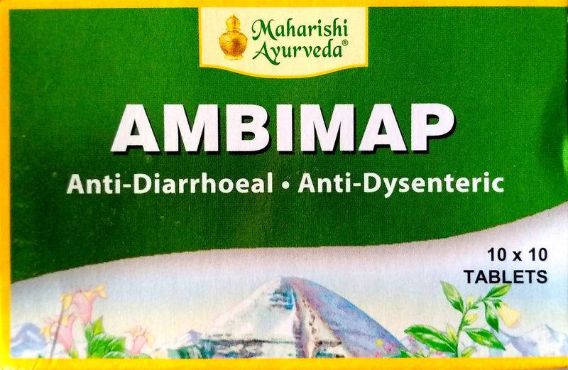 Ambimap Tablets 100Tablets (Ayurvedic) - Ayush Care