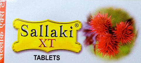 Sallaki XT 30Tablets (Ayurvedic) - Ayush Care