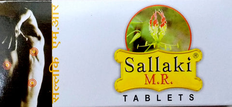 Sallaki MR 30Tablets (Ayurvedic) - Ayush Care