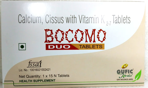 Gufic Bocomo Duo 15Tablets - Ayush Care