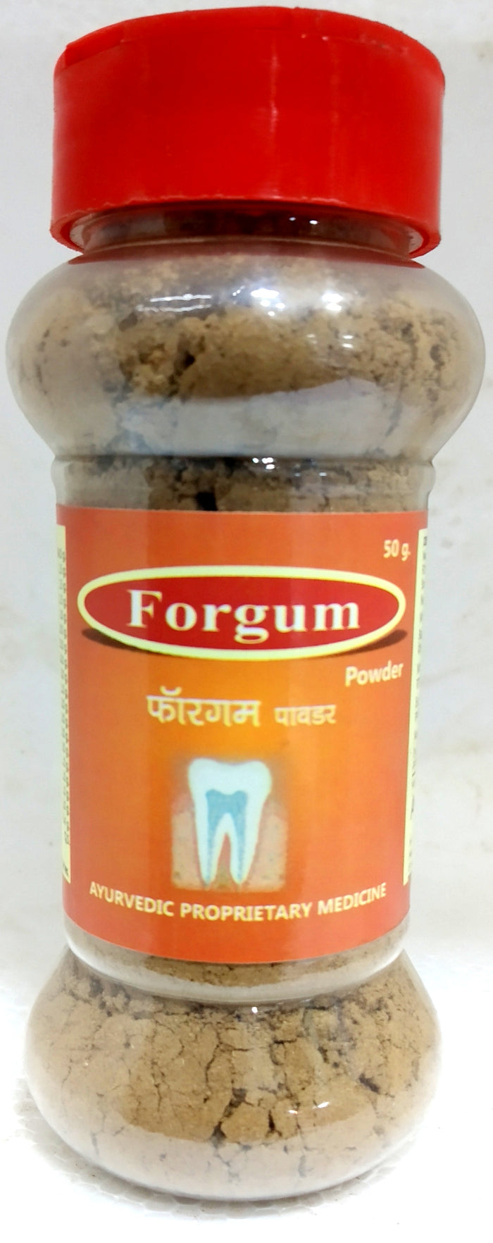 Forgum Toothpowder 50gm (Ayurvedic)