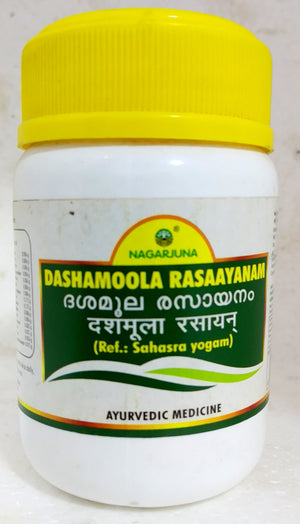 Dasamoola Rasayanam 100gm (Ayurvedic) - Ayush Care