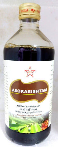 SKM Ashokarishtam 450ml (Ayurvedic) - Ayush Care
