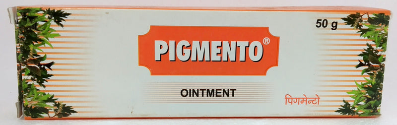 Charak Pigmento Ointment 50gm (Ayurvedic) - Ayush Care