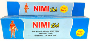 Nimi Gel 15gm (Ayurvedic) for Joint Pains - Ayush Care