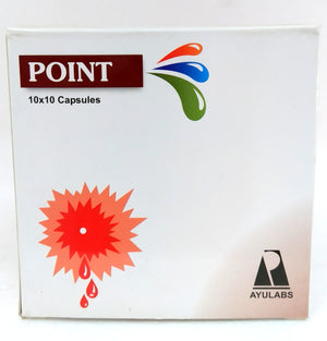 Point Capsules 100Capsules (Ayurvedic) - Ayush Care