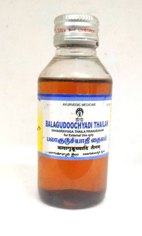 Balagudochyadi Thailam 100ml (Ayurvedic) - Ayush Care