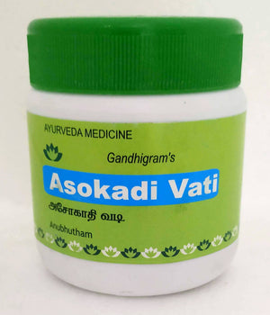 Ashokadi Vati Tablets 50gm (Ayurvedic) - Ayush Care