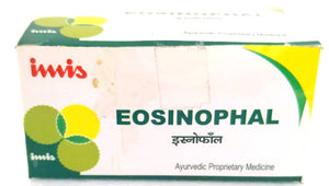Imis Eosinophal Tablets 100Tablets (Ayurvedic) - Ayush Care
