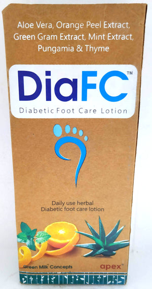 DiaFC Foot Care Lotion 200ml