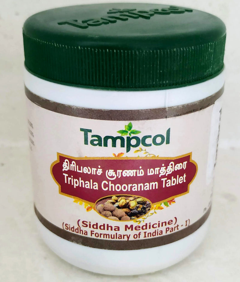 Tampcol Thiripala Tablets - 100Tablets
