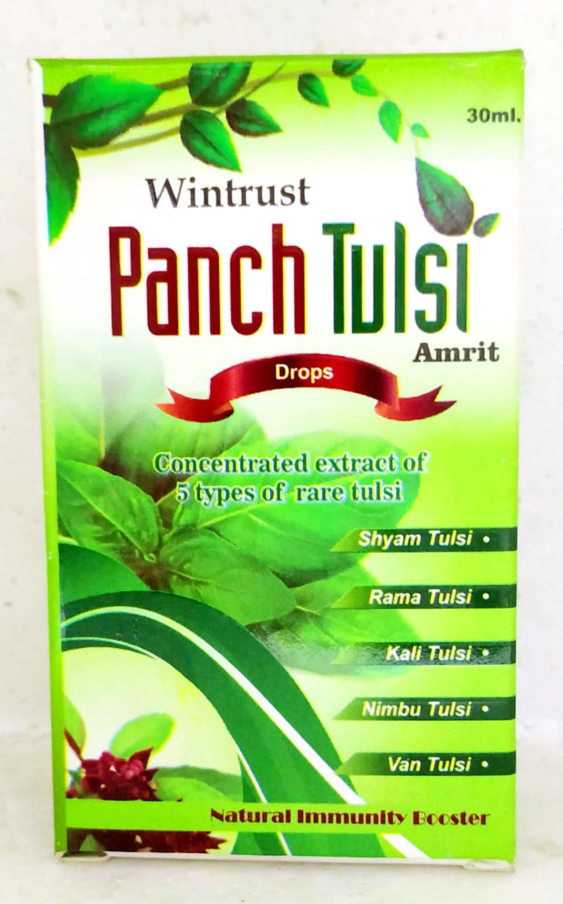 Wintrust Panch Tulasi Drops 30ml