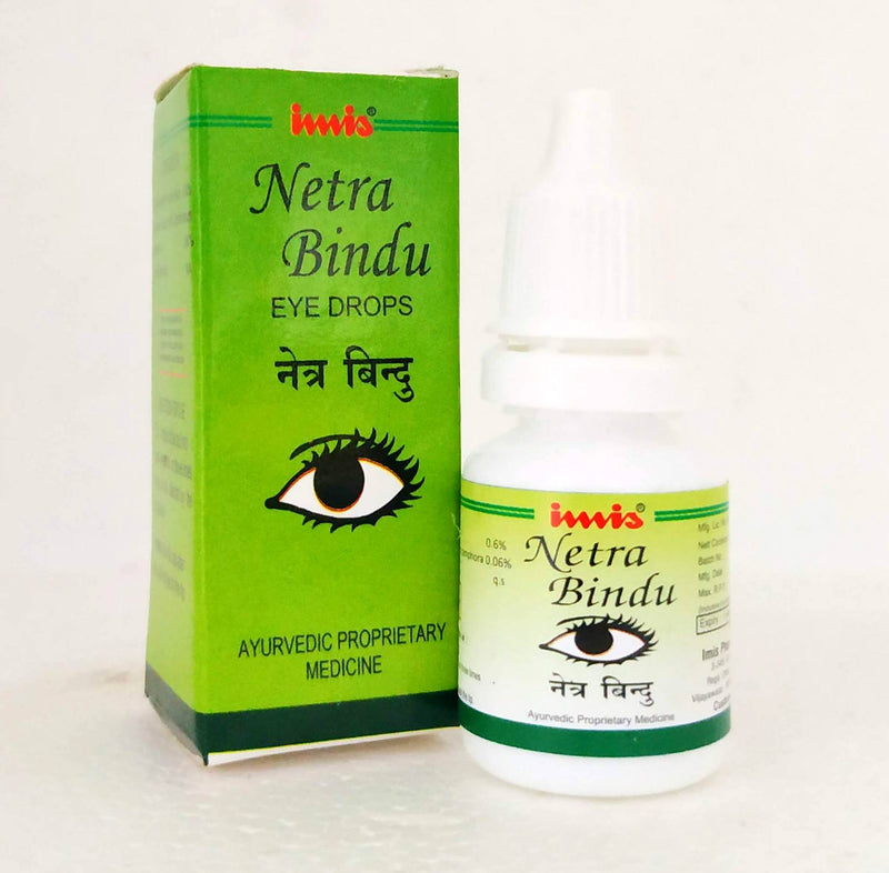 Netrabindu eye drops 10ml