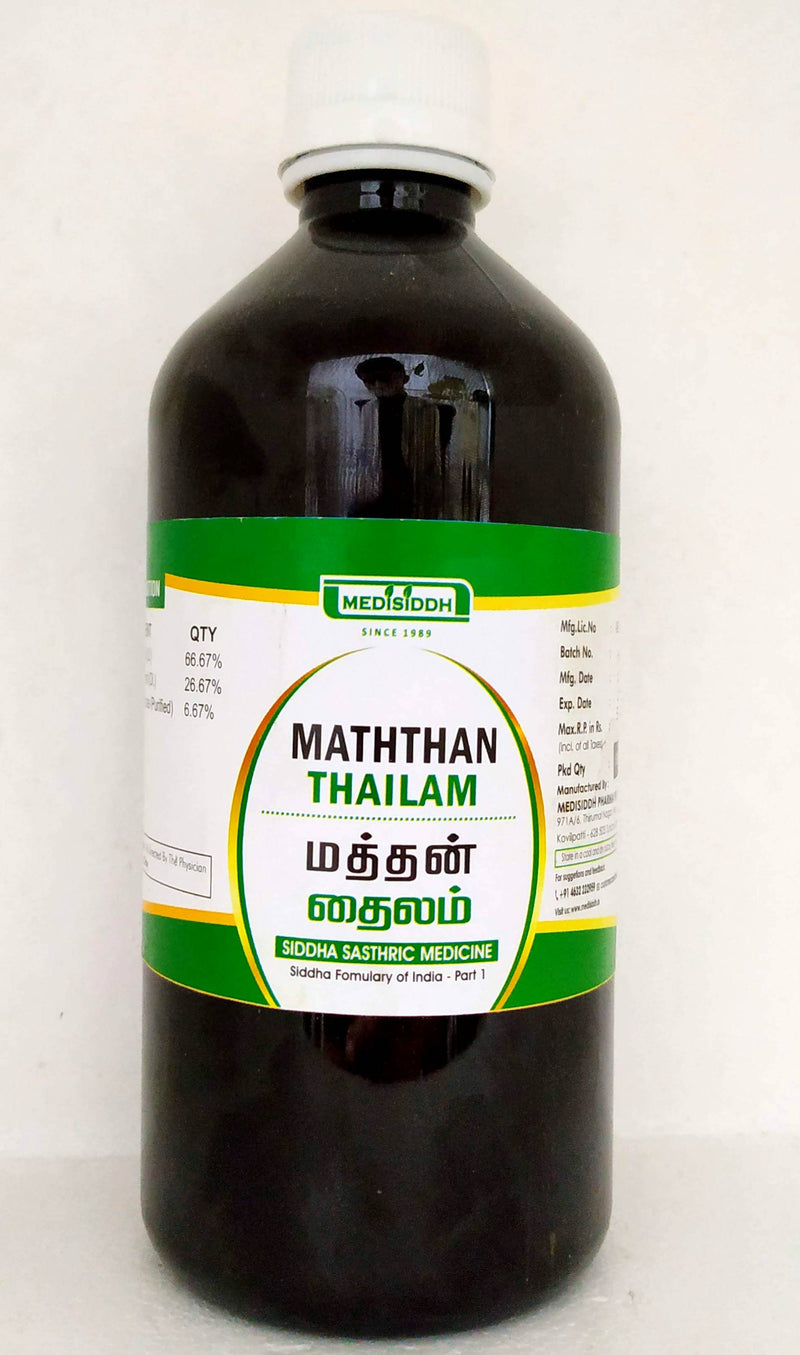 Mathan Thailam 500ml