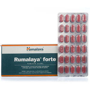 Rumalaya Forte Tablets 60Tablets (Ayurvedic) - Ayush Care