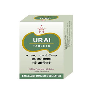 SKM Urai Tablets 100Tablets - Ayush Care