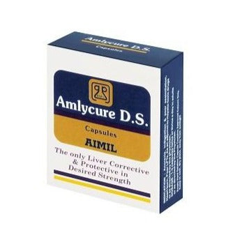Amlycure DS Capsules 20 (Capsules) - Ayush Care