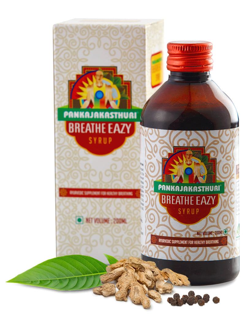 Breathe eazy syrup 200ml