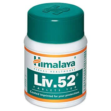 Himalaya Liv-52 Tablets 100Tablets (Ayurvedic) - Ayush Care