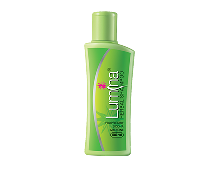 Lumina Herbal Shampoo 100ml - Ayush Care