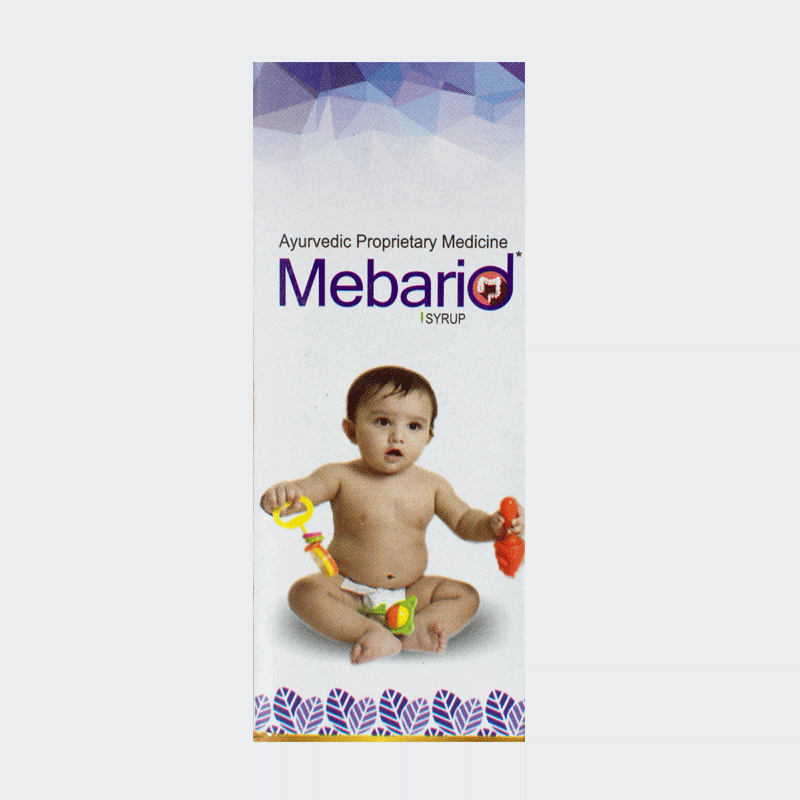 Mebarid Syrup 60ml