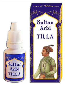 Sultan Arbi Tilla Oil 15ml