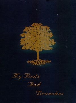 My Roots & Branches mini binder