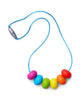 Kids Rainbow Abacus Necklace