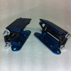 Rocker - Glam Snowskate Trucks