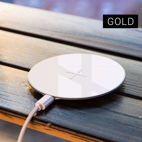 Compact Wireless Charger For iPhone