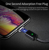 MAGNETIC CHARGER FOR IOS & ANDROID