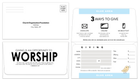 Remittance Envelope Template 03