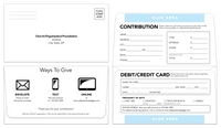 Remittance Envelope Template 04