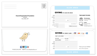 Remittance Envelope Template 05